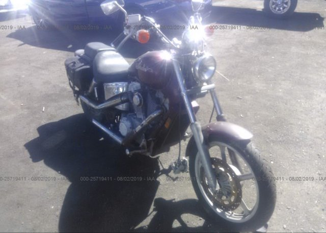 Inventory #561645576 1989 Honda VT1100