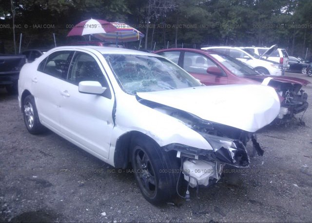 Inventory #995907073 2010 FORD FUSION