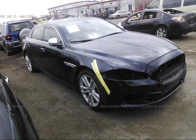 Inventory #354500151 2012 Jaguar XJL