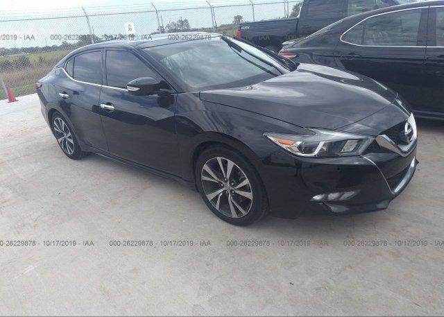 Inventory #293087388 2017 Nissan MAXIMA