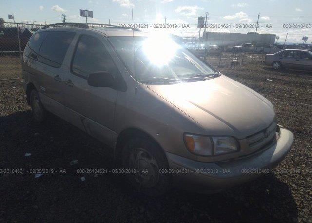 Inventory #527576158 2000 Toyota SIENNA