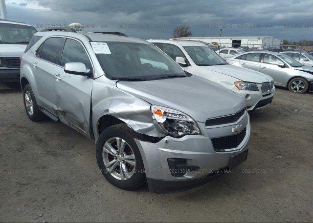Inventory #883208504 2013 Chevrolet EQUINOX