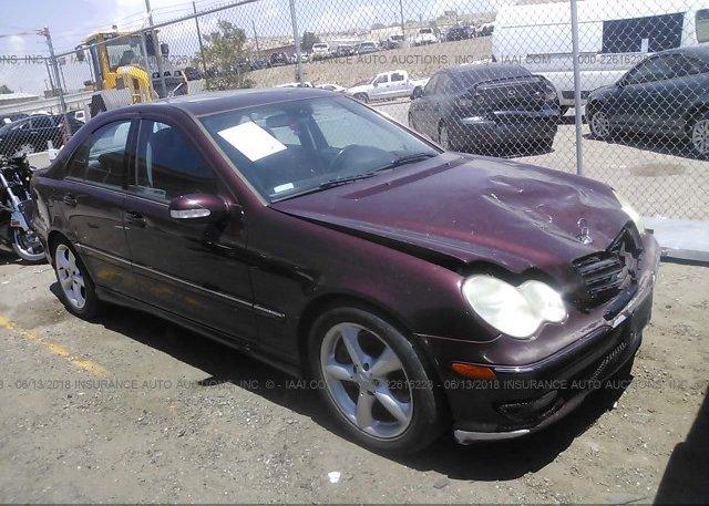 Inventory #226824143 2006 Mercedes-benz C GENERATION 2006