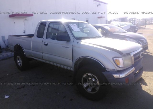 Inventory #904090932 2000 Toyota TACOMA