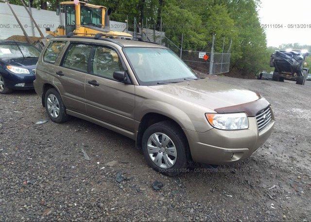 Inventory #453686886 2008 Subaru FORESTER