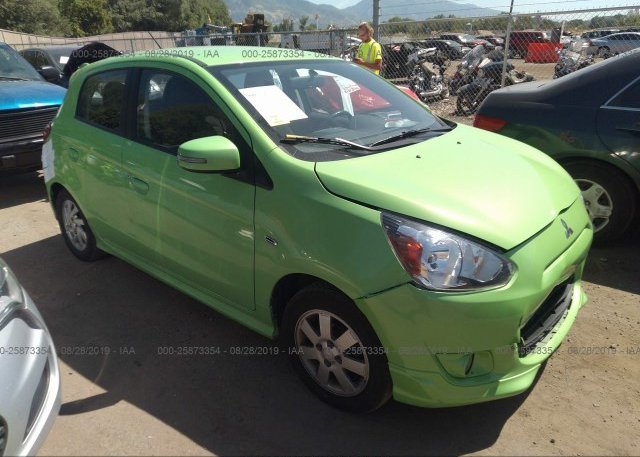 Inventory #801592750 2015 Mitsubishi MIRAGE