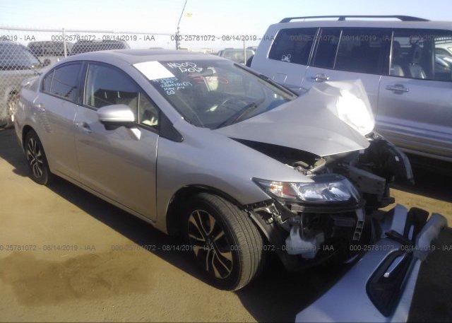 Inventory #418726348 2015 Honda CIVIC