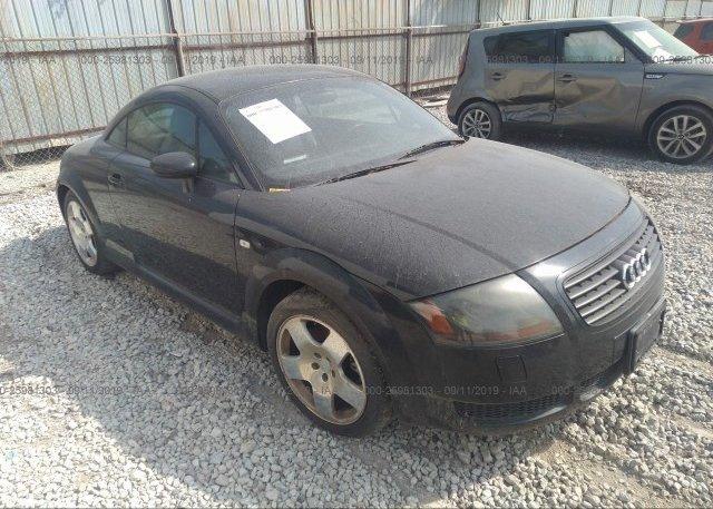 Inventory #293350217 2001 AUDI TT