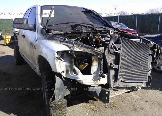 Inventory #699833950 2009 Dodge RAM 2500