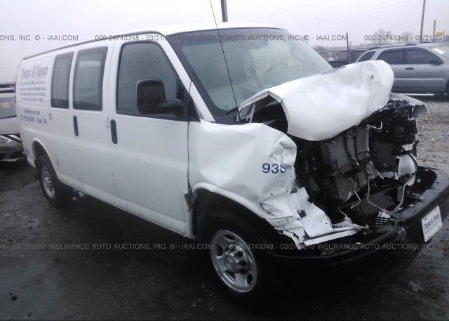 Inventory #256481603 2016 Chevrolet EXPRESS G2500