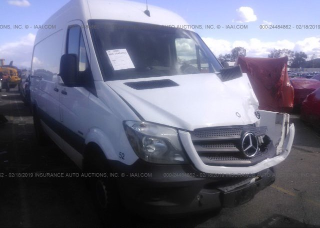 Inventory #847959065 2015 Mercedes-benz SPRINTER