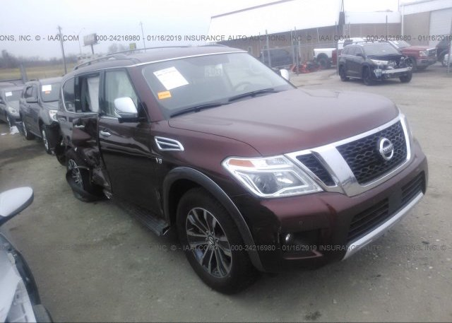 Inventory #389618333 2018 Nissan ARMADA