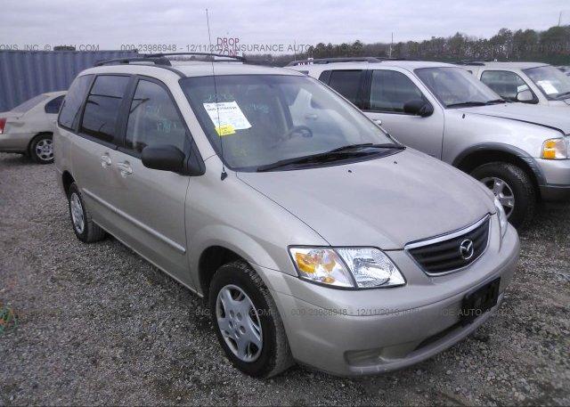 Inventory #900084621 2001 Mazda MPV