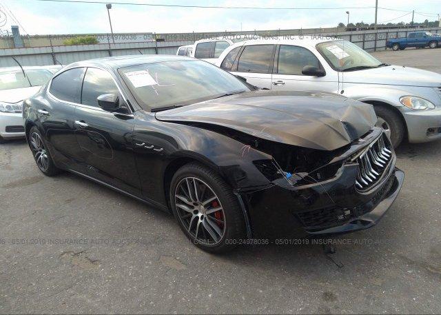 Inventory #119718335 2018 Maserati GHIBLI