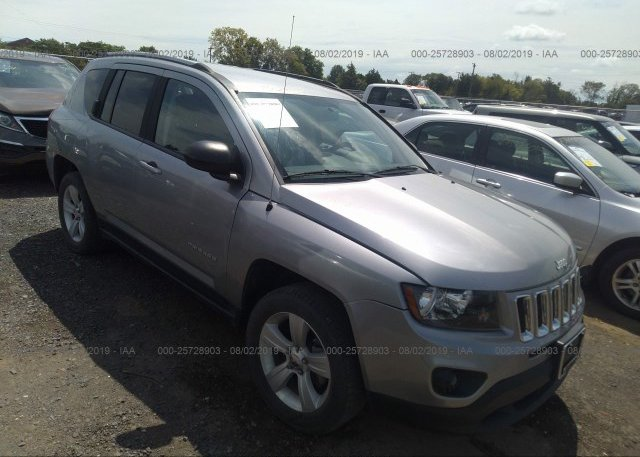 Inventory #292251885 2016 JEEP COMPASS
