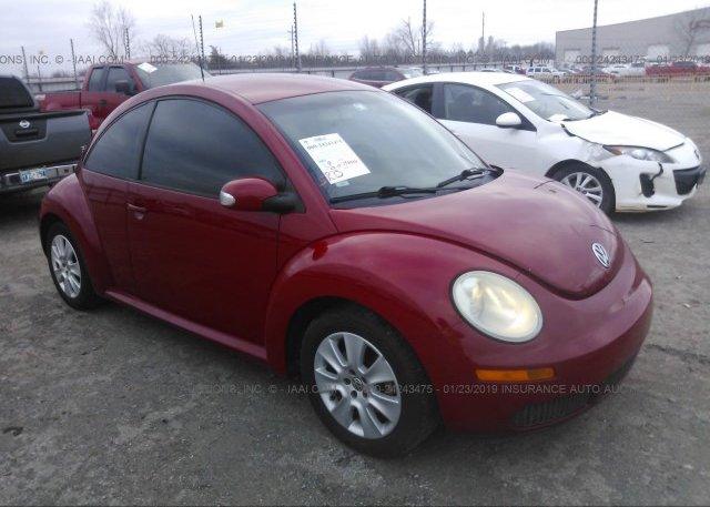Inventory #402399296 2008 Volkswagen NEW BEETLE