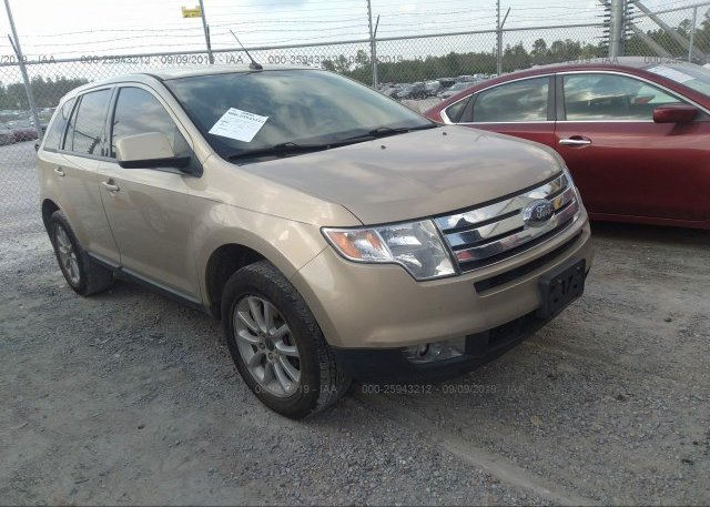 Inventory #606780031 2007 FORD EDGE