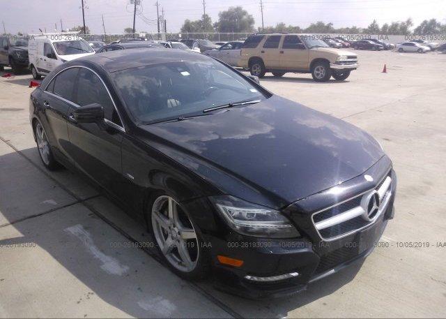 Inventory #208842131 2012 Mercedes-benz CLS