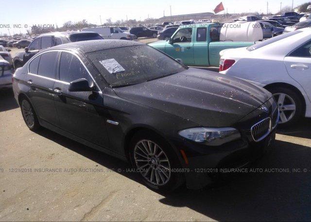 Inventory #626141022 2011 BMW 535