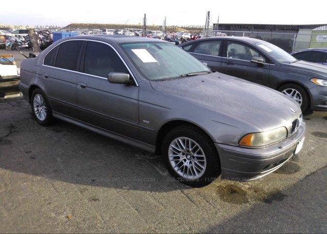 Inventory #129047581 2002 BMW 530