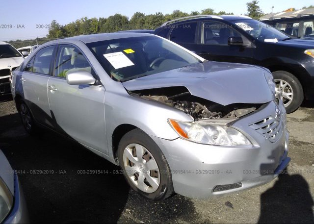 Inventory #496667295 2007 Toyota CAMRY