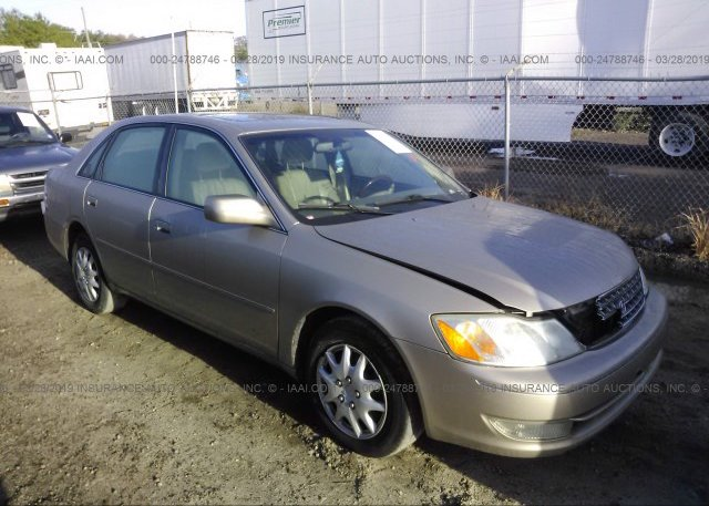 Inventory #278071012 2004 Toyota AVALON