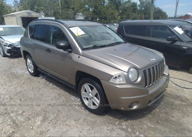 Inventory #891576807 2007 JEEP COMPASS