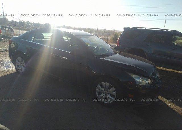 Inventory #927738903 2012 Chevrolet CRUZE