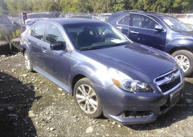 Inventory #702645472 2014 Subaru LEGACY