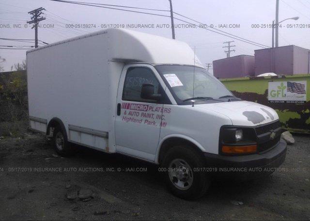 Inventory #563572569 2007 CHEVROLET EXPRESS G3500