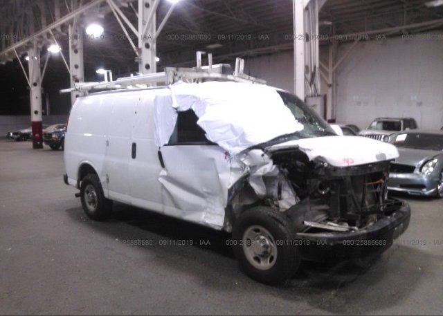 Inventory #171623640 2011 Chevrolet EXPRESS G2500