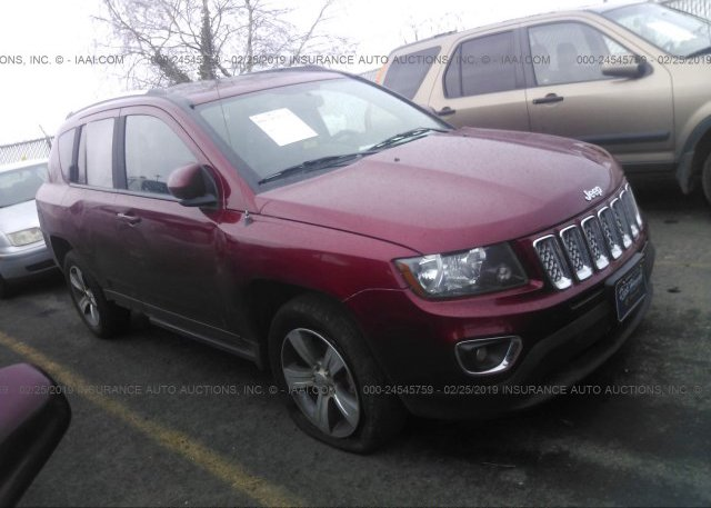 Inventory #896681453 2016 JEEP COMPASS
