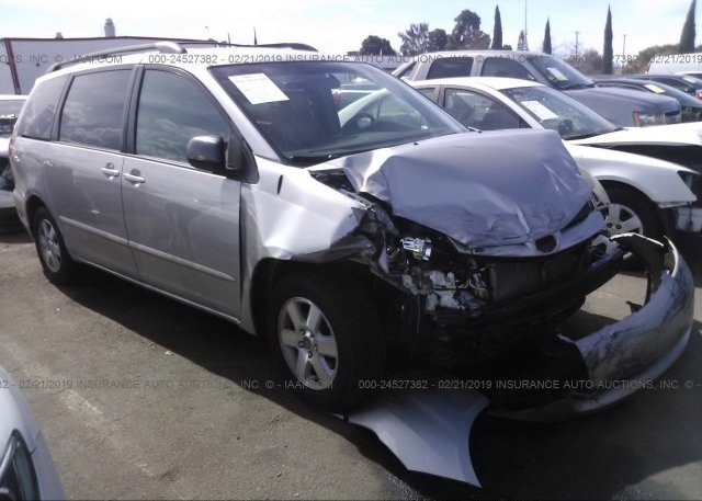 Inventory #524662245 2006 Toyota SIENNA