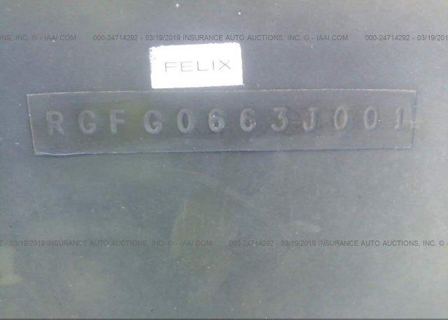 2001 MONTEREY OTHER - RGFG0663J001