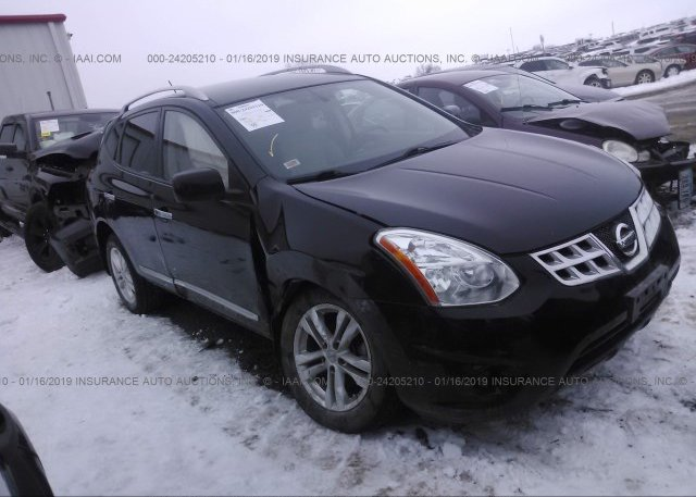 Inventory #752246768 2013 Nissan ROGUE