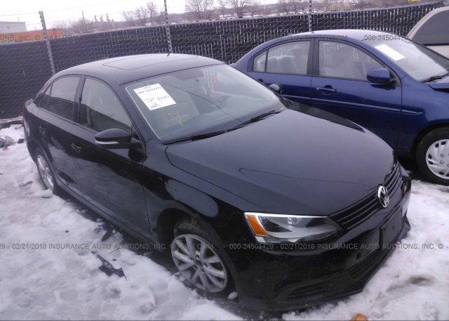 Inventory #895854789 2011 Volkswagen JETTA