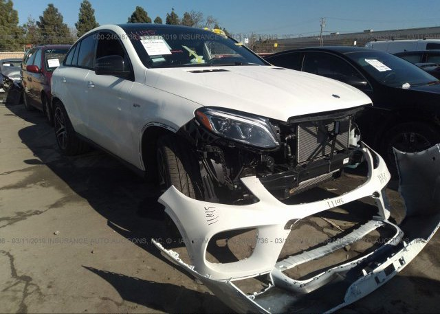 Inventory #121436190 2019 MERCEDES-BENZ GLE COUPE