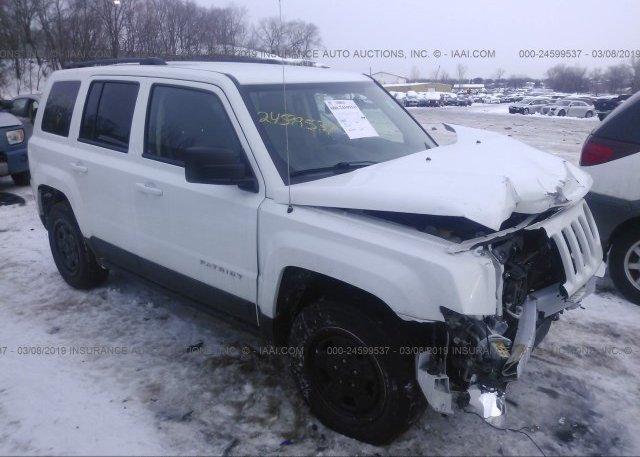 Inventory #253928312 2016 JEEP PATRIOT