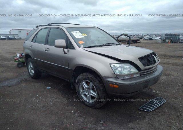 Inventory #172023669 2003 Lexus RX