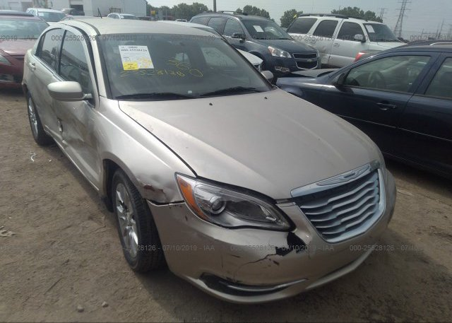 Inventory #920203904 2013 Chrysler 200