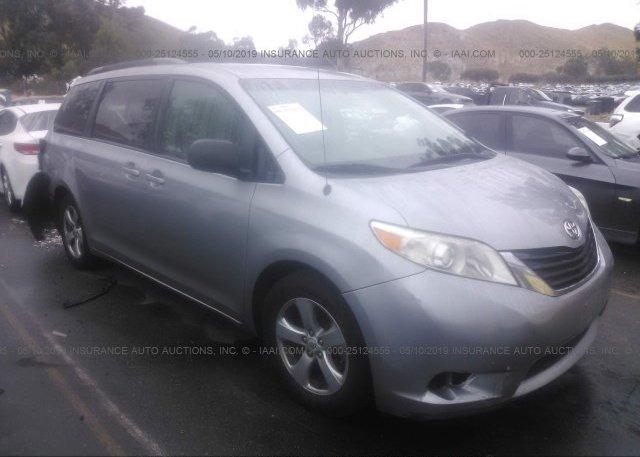 Inventory #866152000 2011 Toyota SIENNA