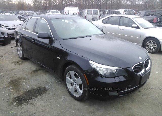 Inventory #545013297 2008 BMW 528