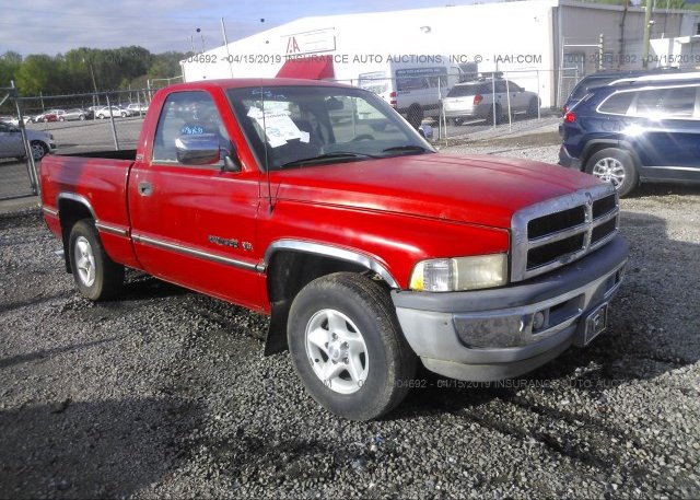 Inventory #631990146 1996 Dodge RAM 1500