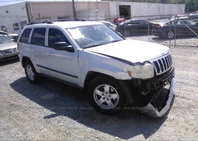 Inventory #512873611 2007 JEEP GRAND CHEROKEE