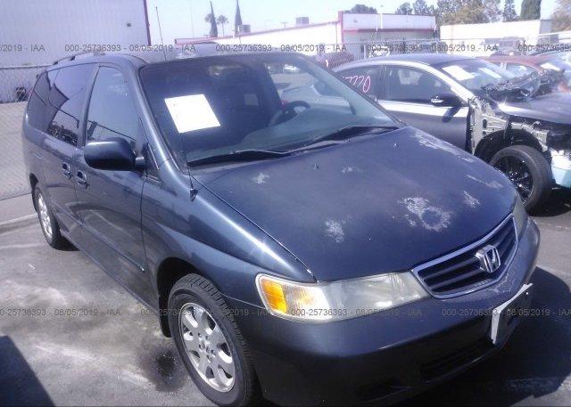 Inventory #468093579 2003 Honda ODYSSEY