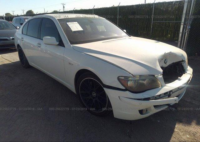 Inventory #277808217 2006 BMW 750