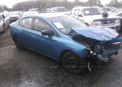 2017 Subaru IMPREZA - 4S3GKAA63H3606954 Left View