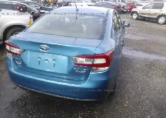 2017 Subaru IMPREZA - 4S3GKAA63H3606954 rear view