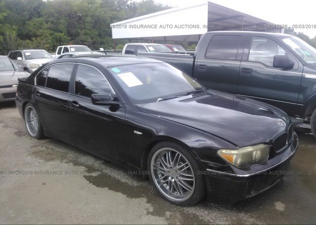 Inventory #116804734 2004 BMW 745