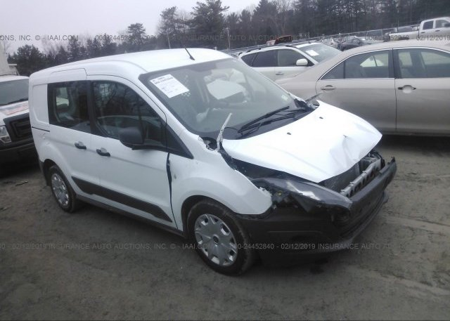 Inventory #329771213 2015 FORD TRANSIT CONNECT